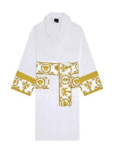 Versace Bornoz Beyaz
